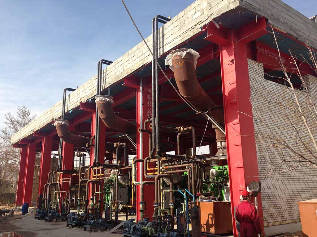 احداث نيروگاه ديزآباد به ظرفيت ۲۰ مگاوات